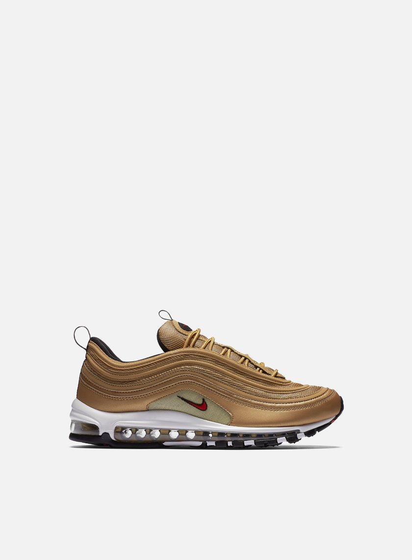 air max 97 oro e nere