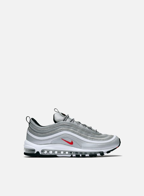 sneakers nike air max 97 og qs metallic silver varsity red