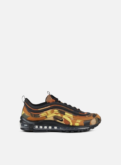 sneakers nike air max 97 premium ale brown black cargo khaki