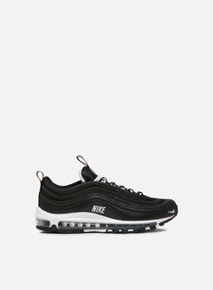 Nike - Air Max 97 Premium, Black/White/Varsity Red