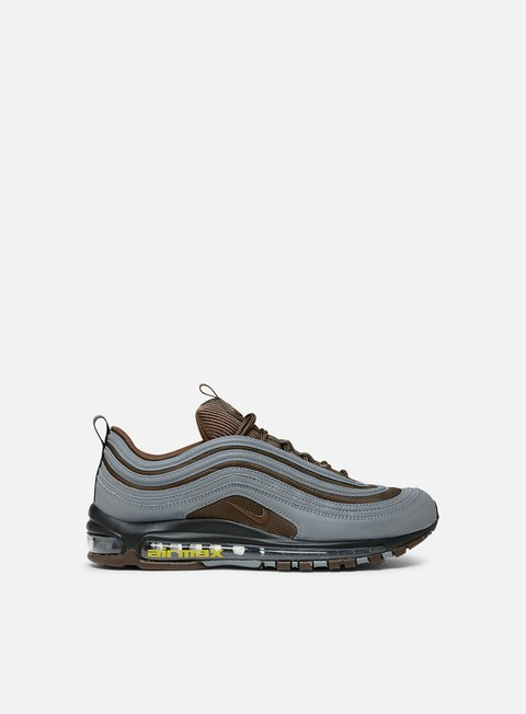 sneakers nike air max 97 premium cool grey baroque brown