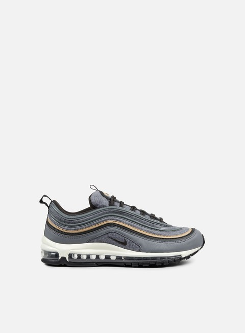 sneakers nike air max 97 premium cool grey deep pewter mushroom