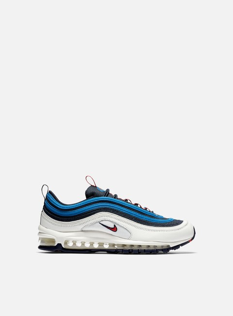 sneakers nike air max 97 se obsidian university red sail