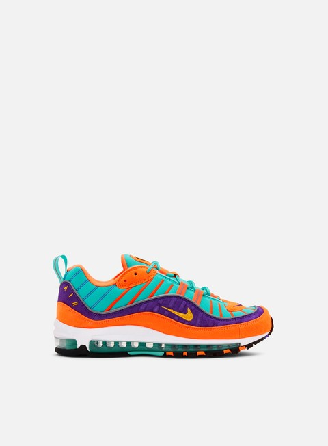 sneakers nike air max 98 cone tour yellow hyper grape