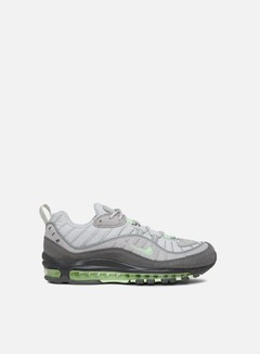 Nike - Air Max 98, Vast Grey/Fresh Mint