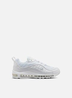 Nike - Air Max 98, White/Pure Platinum/Black