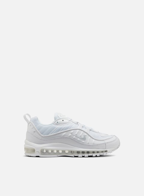 sneakers nike air max 98 white pure platinum black