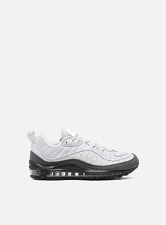 Nike - Air Max 98, White/White/Vast Grey