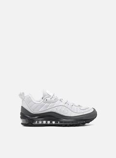 Nike - Air Max 98, White/White/Vast Grey