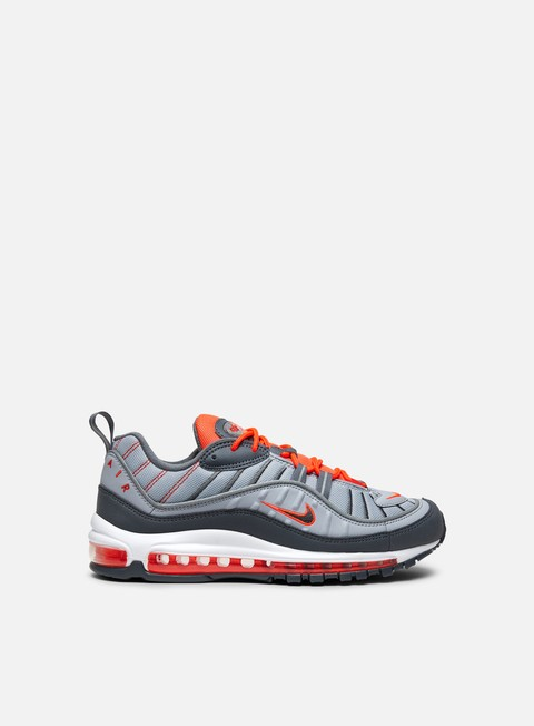 sneakers nike air max 98 wolf grey dark grey