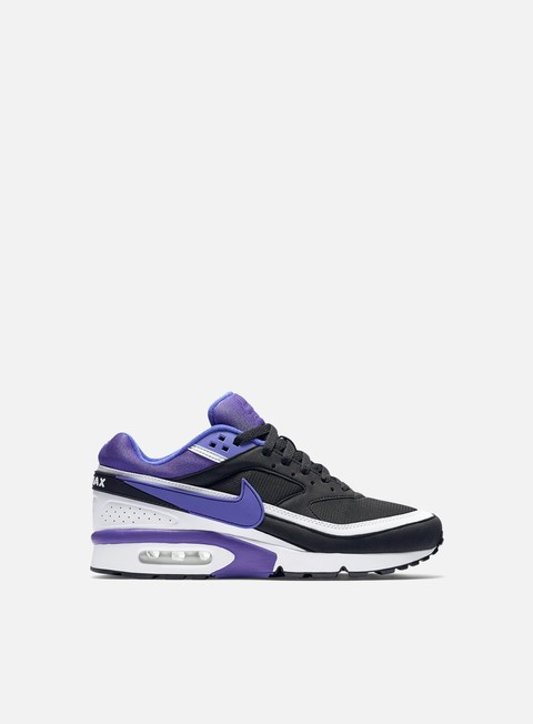sneakers nike air max bw og black persian violet white