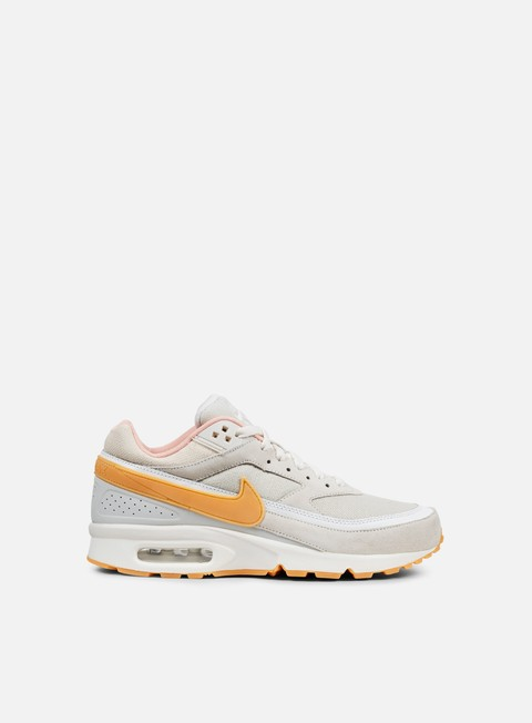 sneakers nike air max bw premium phantom gum yellow light bone