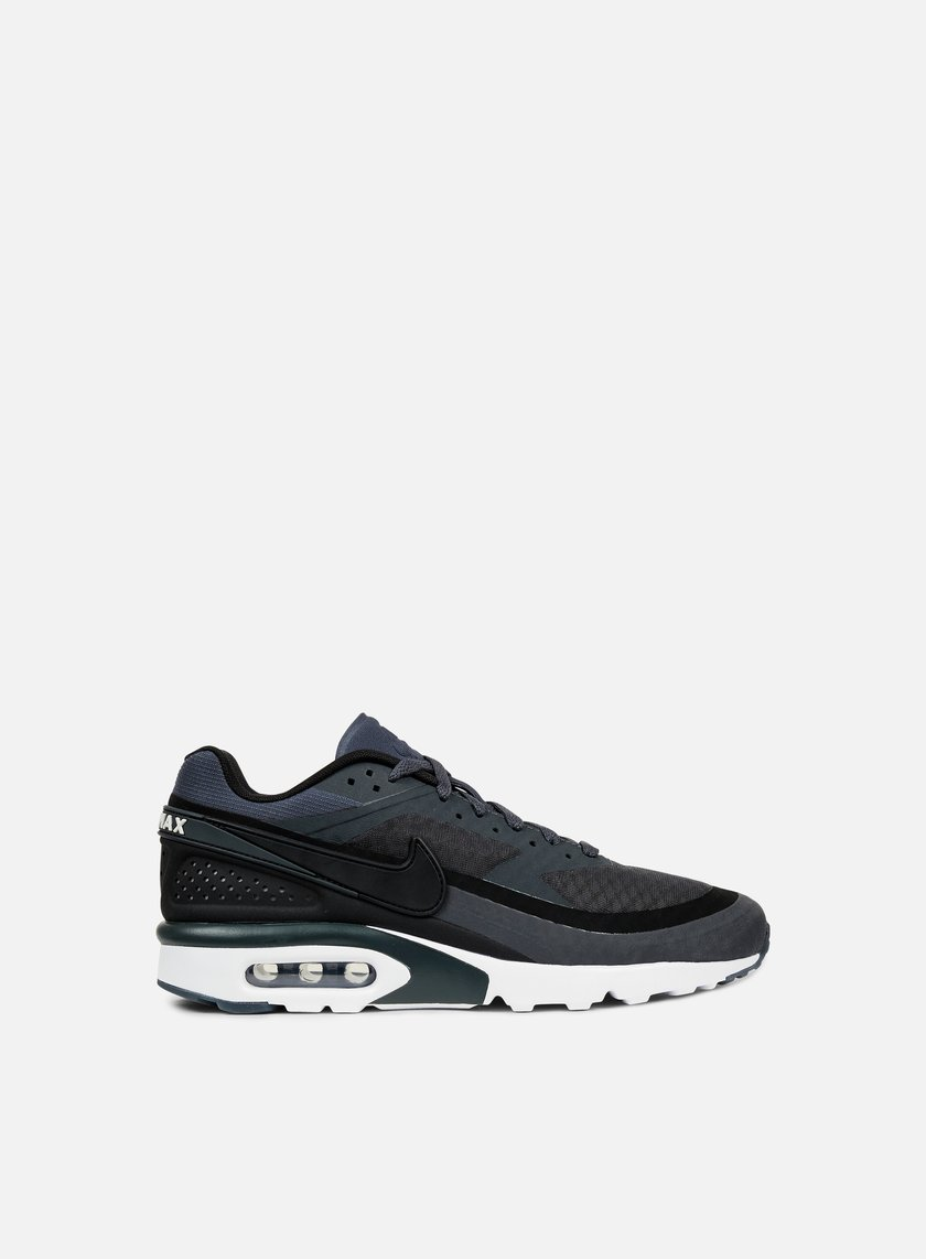 AIR MAX - Sneaker low - black/white/anthracite
