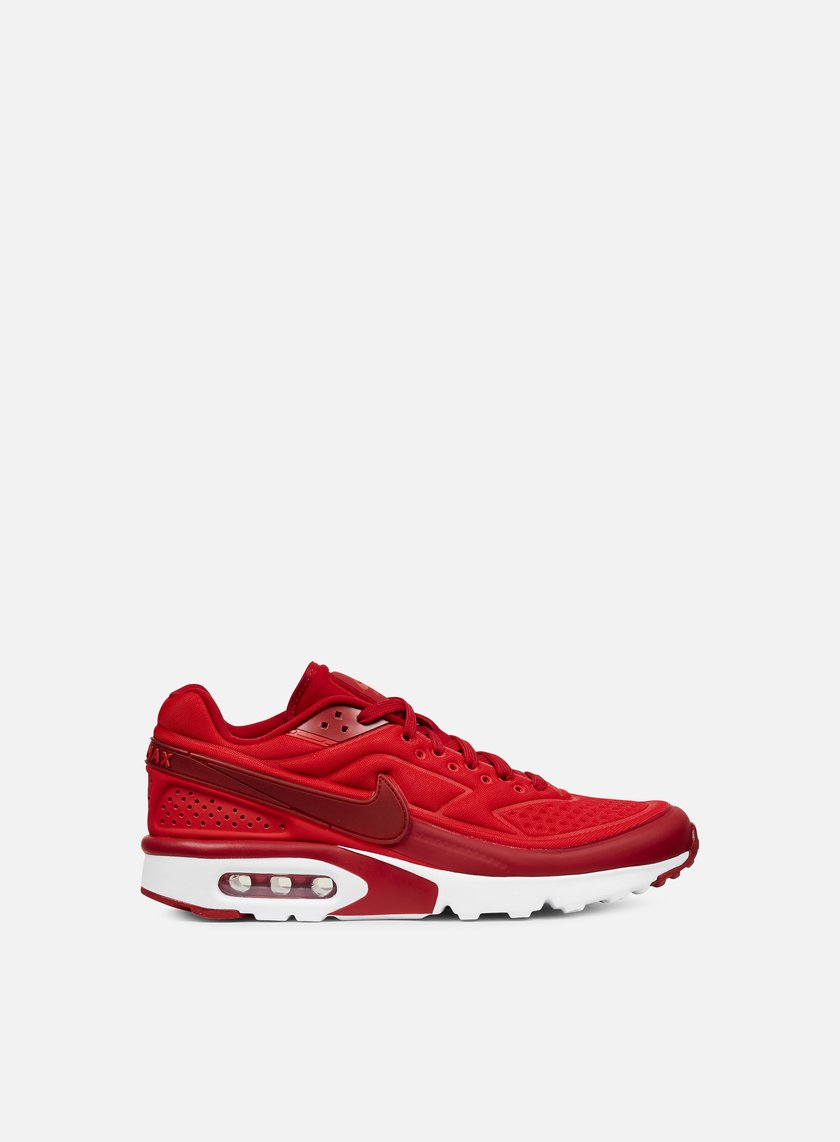 Nike - Air Max BW Ultra SE, Action Red/Gym Red/White