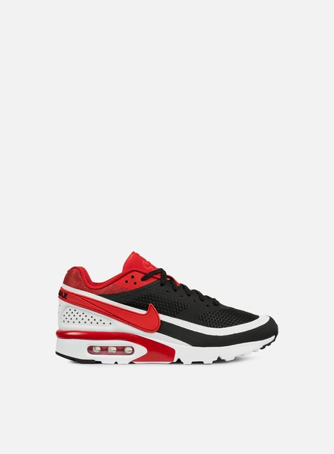 sneakers nike air max bw ultra se black university red white