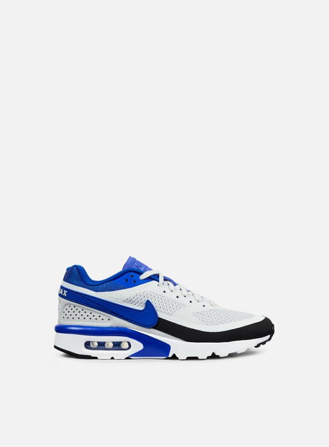 sneakers nike air max bw ultra se pure platinum racer blue black