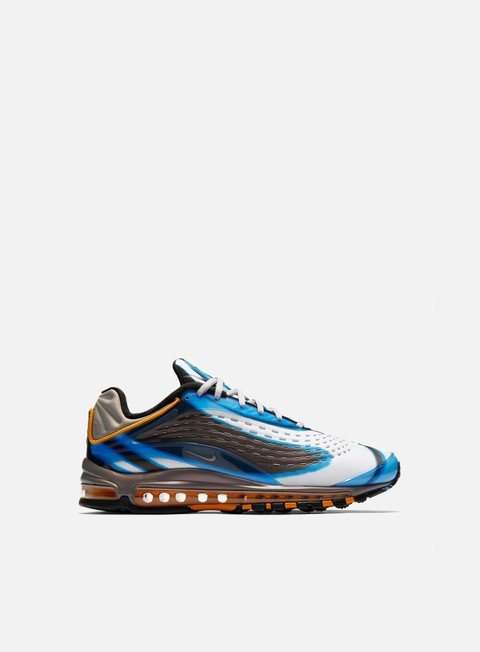 sneakers nike air max deluxe photo blue wolf grey orange peel black