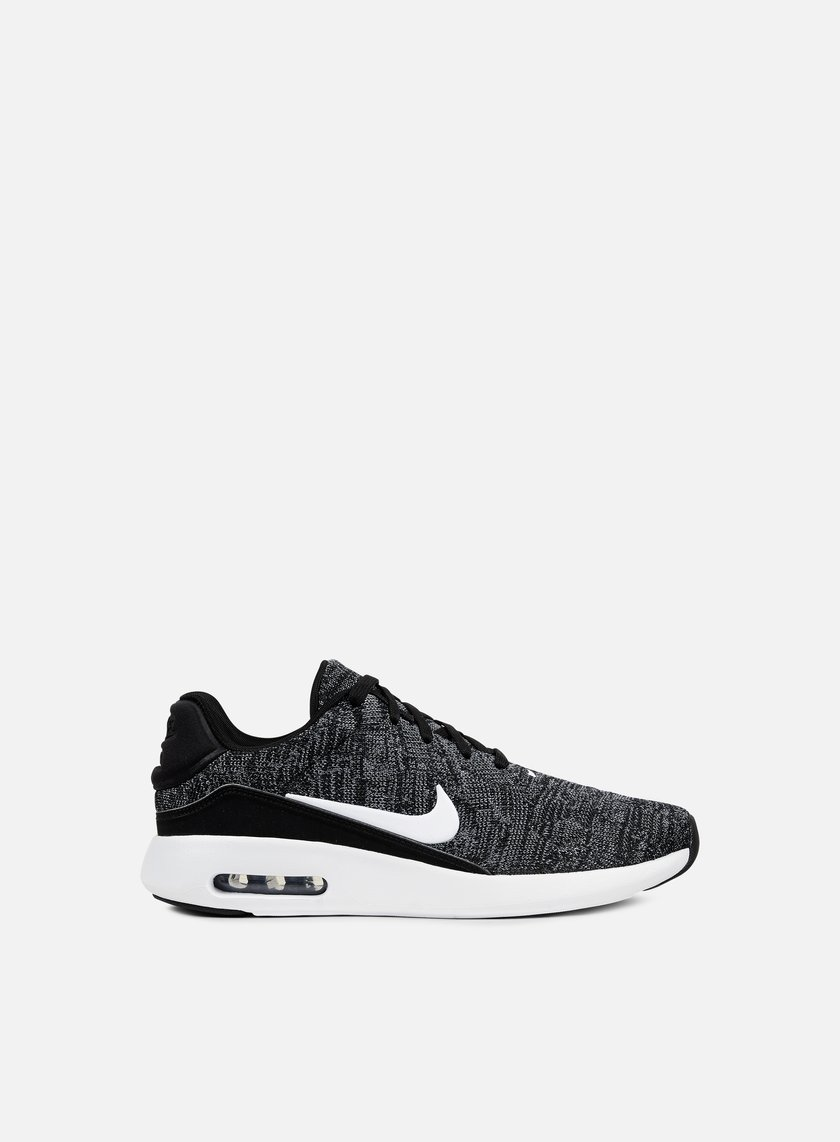 Nike - Air Max Modern Flyknit, Black/White/Cool Grey