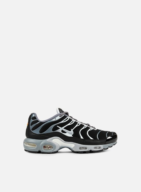 sneakers nike air max plus cool grey wolf grey white