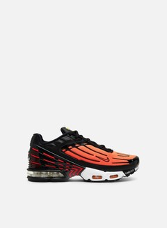 Nike - Air Max Plus III, Black/Pimento/Bright Ceramic/Resin