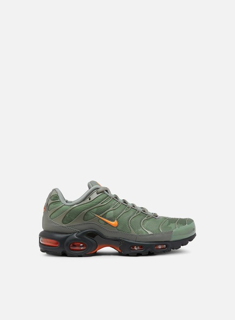 sneakers nike air max plus se dark stucco total orange