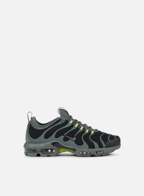 sneakers nike air max plus tn ultra black river rock bright cactus