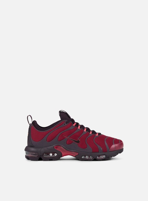sneakers nike air max plus tn ultra noble red port wine