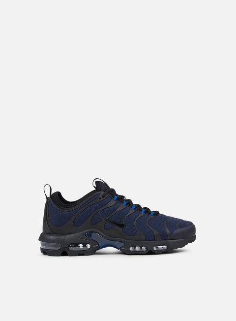 sneakers nike air max plus tn ultra obsidian black gym blue