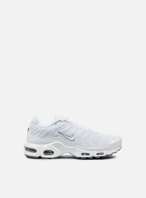 sneakers nike air max plus white white