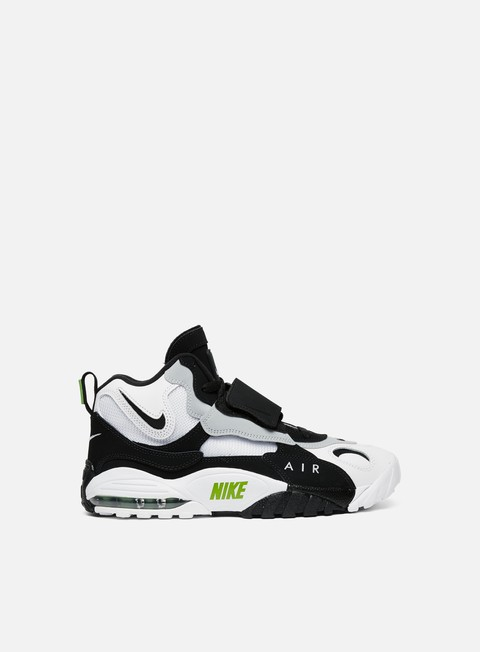 sneakers nike air max speed turf white black