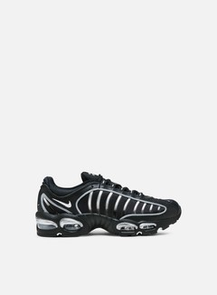Nike - Air Max Tailwind IV, Black/Metallic Silver/Reflect Silver/White