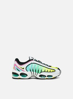 Nike - Air Max Tailwind IV, White/Black/China Rose/Aurora Green