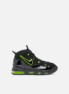 Nike - Air Max Uptempo 95, Black/Volt