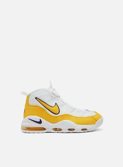 Nike - Air Max Uptempo 95, White/Amarillo/Court Purple