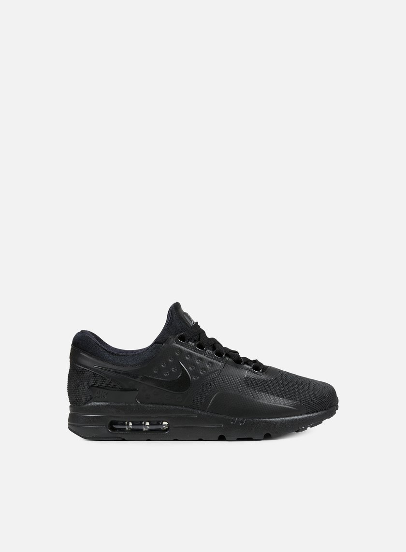 Nike - Air Max Zero Essential, Black/Black/Black