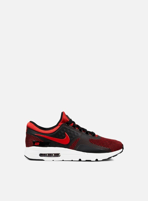 sneakers nike air max zero essential university red university red
