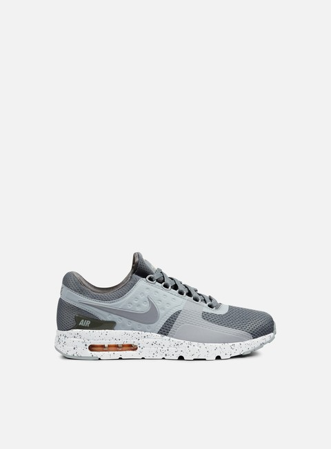 sneakers nike air max zero premium tumbled grey wolf grey white