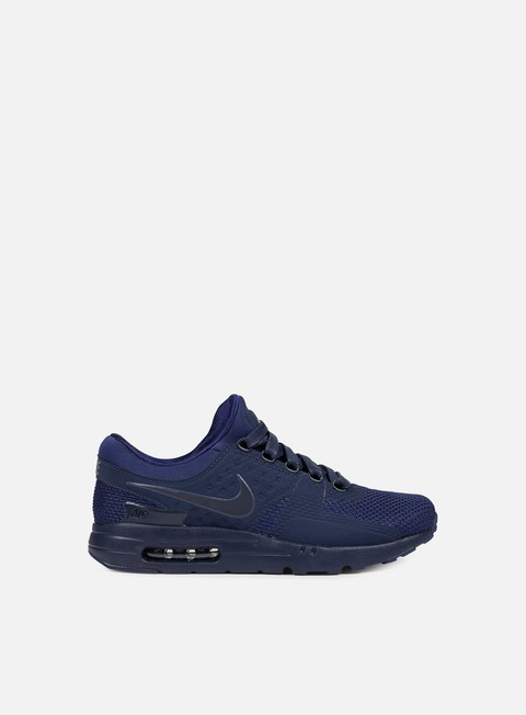 sneakers nike air max zero qs binary blue obsidian blue fox