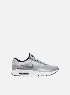 Nike - Air Max Zero QS, Metallic Silver 1