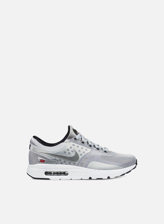 Nike - Air Max Zero QS, Metallic Silver