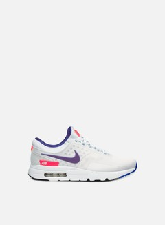 Nike - Air Max Zero QS, White/Ultramarine/Solar Red 1