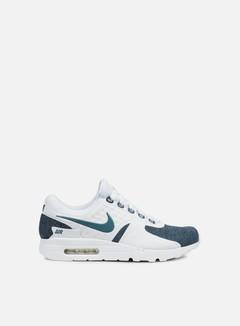 Nike - Air Max Zero SE, White/Armory Blue/Armory Blue 1