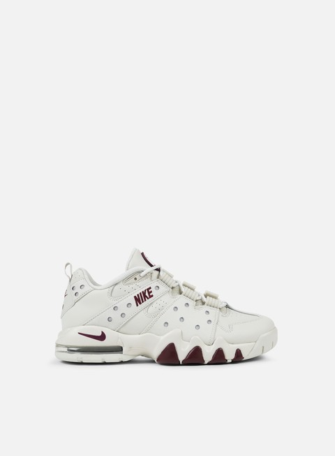 sneakers nike air max2 cb 94 low light bone bordeaux metallic silver
