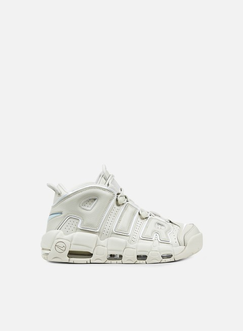 sneakers nike air more uptempo 96 light bone white light bone