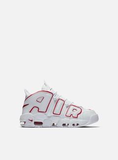 Nike - Air More Uptempo '96, White/Varsity Red/White