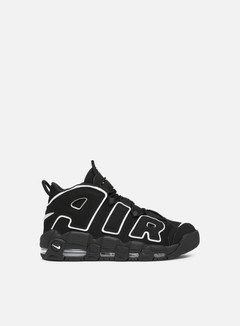Nike - Air More Uptempo, Black/White/Black