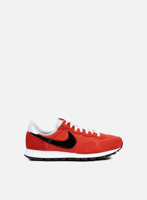 sneakers nike air pegasus 83 max orange black