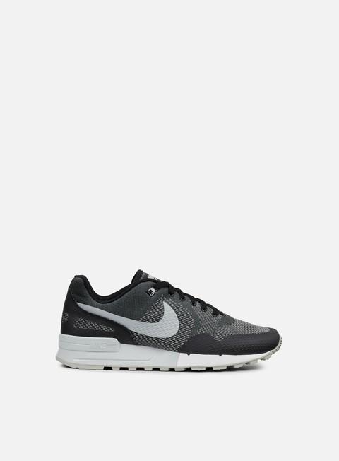 sneakers nike air pegasus 89 egd black metallic platinum white