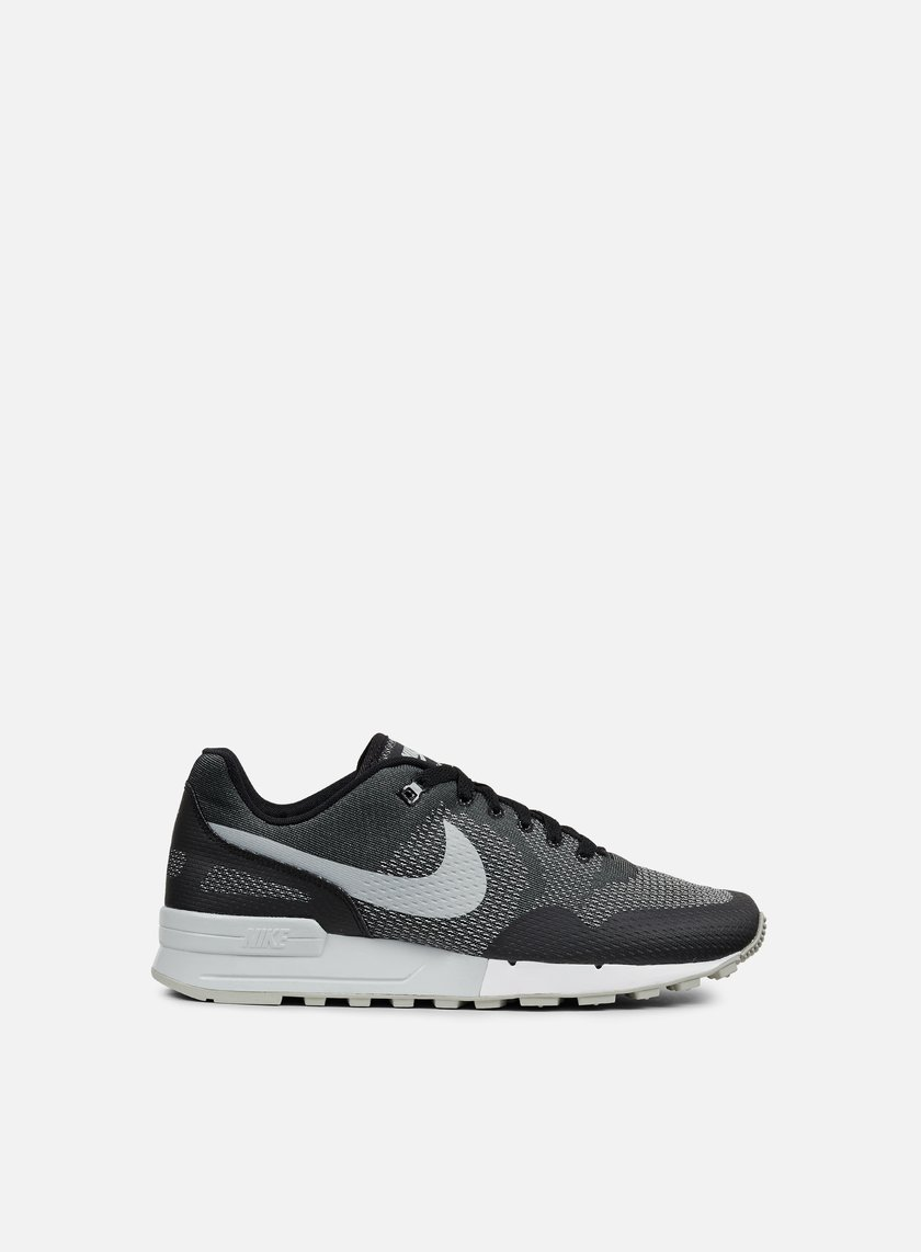 Nike - Air Pegasus 89 EGD, Black/Metallic Platinum/White