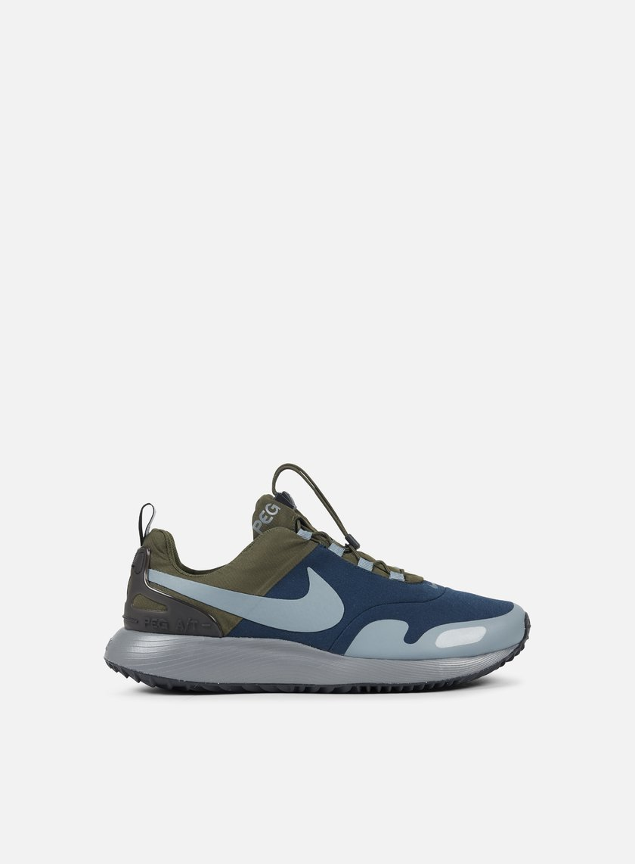 Nike - Air Pegasus A/T, Cargo Khaki/Cool Grey/Armory Navy